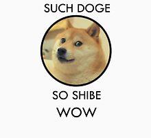 Such Doge Unisex T-Shirt