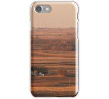 Rural Iowa iPhone Case/Skin