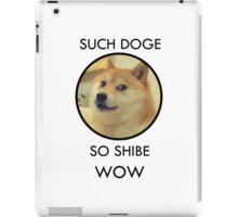 Such Doge iPad Case/Skin