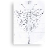 Fairy Canvas Print