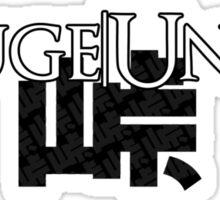 Touge Union Classic Sticker