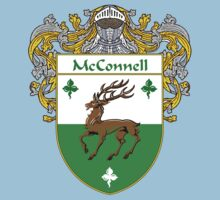 McConnell Coat of Arms/Family Crest Kids Clothes