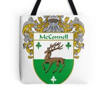 McConnell Coat of Arms/Family Crest Tote Bag