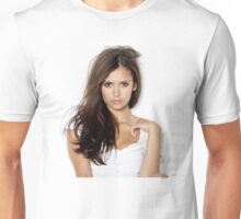 NINA DOBREV ELENA GILBERT Unisex T-Shirt