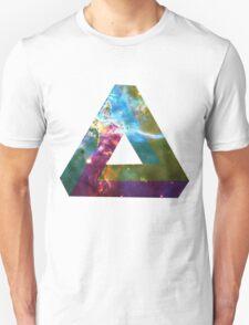 God's Impossible Triangle V2 | MXTHEMATIX Unisex T-Shirt