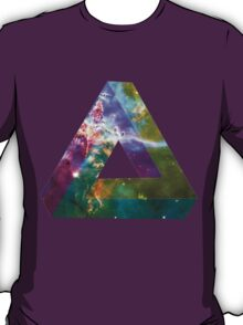 God's Impossible Triangle V1 | MXTHEMATIX T-Shirt