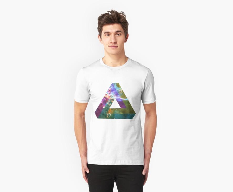 God's Impossible Triangle V1   MXTHEMATIX by SirDouglasFresh