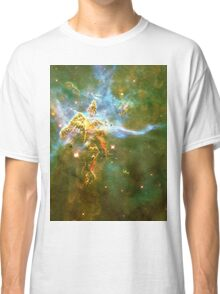 God's Domain Yellow | MXTHEMATIX Classic T-Shirt
