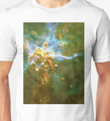 God's Domain Yellow | MXTHEMATIX Unisex T-Shirt