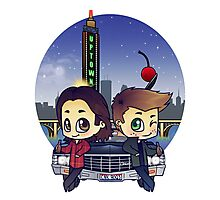 Winchesters in Minneapolis Photographic Print