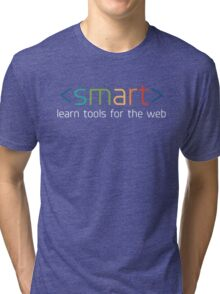 Smart Tag-1 Tri-blend T-Shirt