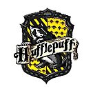 Harry Potter Hufflepuff logo by LPdesigns