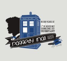 Raggedy Man Goodnight by runningRebel