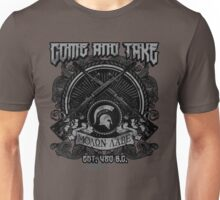 Molon Labe Come and Take Unisex T-Shirt
