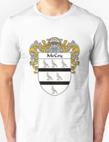 McCoy Coat of Arms/Family Crest T-Shirt