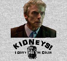 Capaldi's Kidneys Unisex T-Shirt
