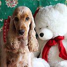 Jessie's Christmas Portrait by aussiebushstick