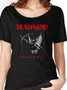 Blasphemy - Fallen Angel of Doom Women's Relaxed Fit T-Shirt