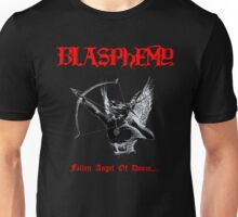 Blasphemy - Fallen Angel of Doom Unisex T-Shirt