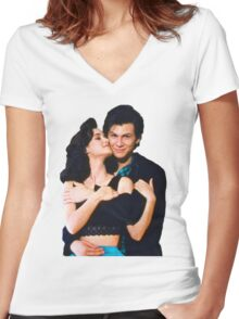 Heathers Women's Fitted V-Neck T-Shirt