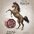 2014: Year of the Horse  by Stephanie Smith