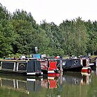 Kennet and Avon Canal at Devizes, Wiltshire by Photography  by Mathilde