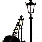 Parisian Silhouettes ~ Part Three by artisandelimage
