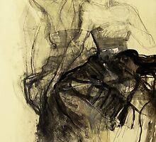 Hommage à Degas I by Ute Rathmann