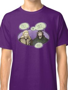 Fili and.... Classic T-Shirt