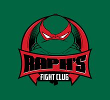Raph's Fight Club Unisex T-Shirt