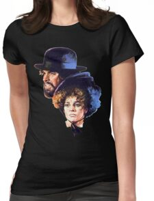 McCabe and Mrs Miller Womens Fitted T-Shirt