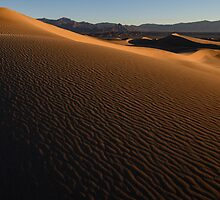 The Dark Side of the Dune by Dan Mihai