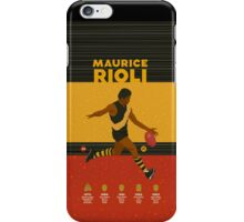 Maurice Rioli - Richmond iPhone Case/Skin
