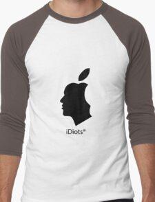deGeneration Apple Men's Baseball ¾ T-Shirt