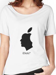 deGeneration Apple Women's Relaxed Fit T-Shirt