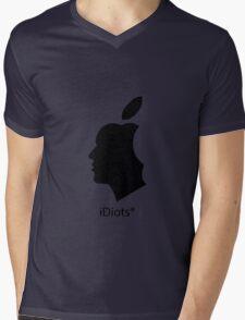 deGeneration Apple Mens V-Neck T-Shirt