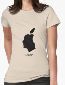 deGeneration Apple Womens Fitted T-Shirt
