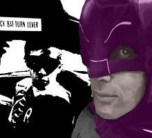 1966 Batman with a twist by aWinterMute