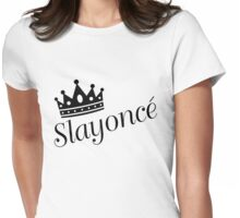 Slayonce Womens Fitted T-Shirt