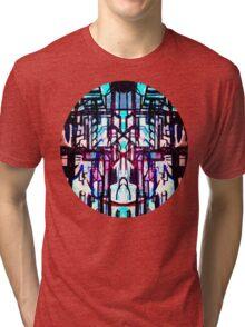 interior Color Tri-blend T-Shirt