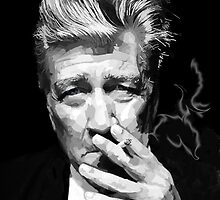 David Lynch by aWinterMute
