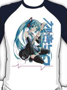 Hatsune Miku Type T-Shirt