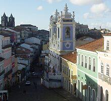 Pelourinho by Ginga & Helen Dos Santos
