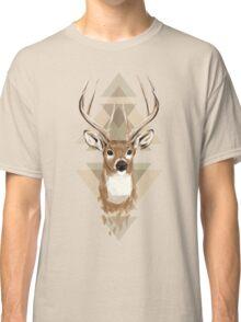 Geometric Deer Classic T-Shirt