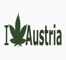 0191 I Love Austria  by Ganjastan