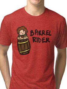 Barrel Rider Tri-blend T-Shirt