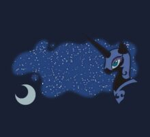 Nightmare Moon by vaguelygenius