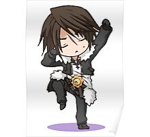 Chibi Squall Poster