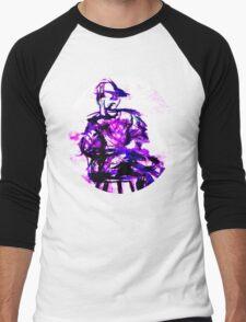 plum chair Men's Baseball ¾ T-Shirt