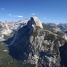 Yosemite Valley and Half Dome by id4jd